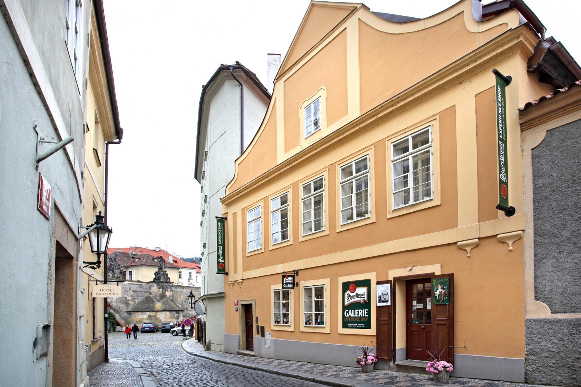 Pilsner Urquell Galerie Kampa