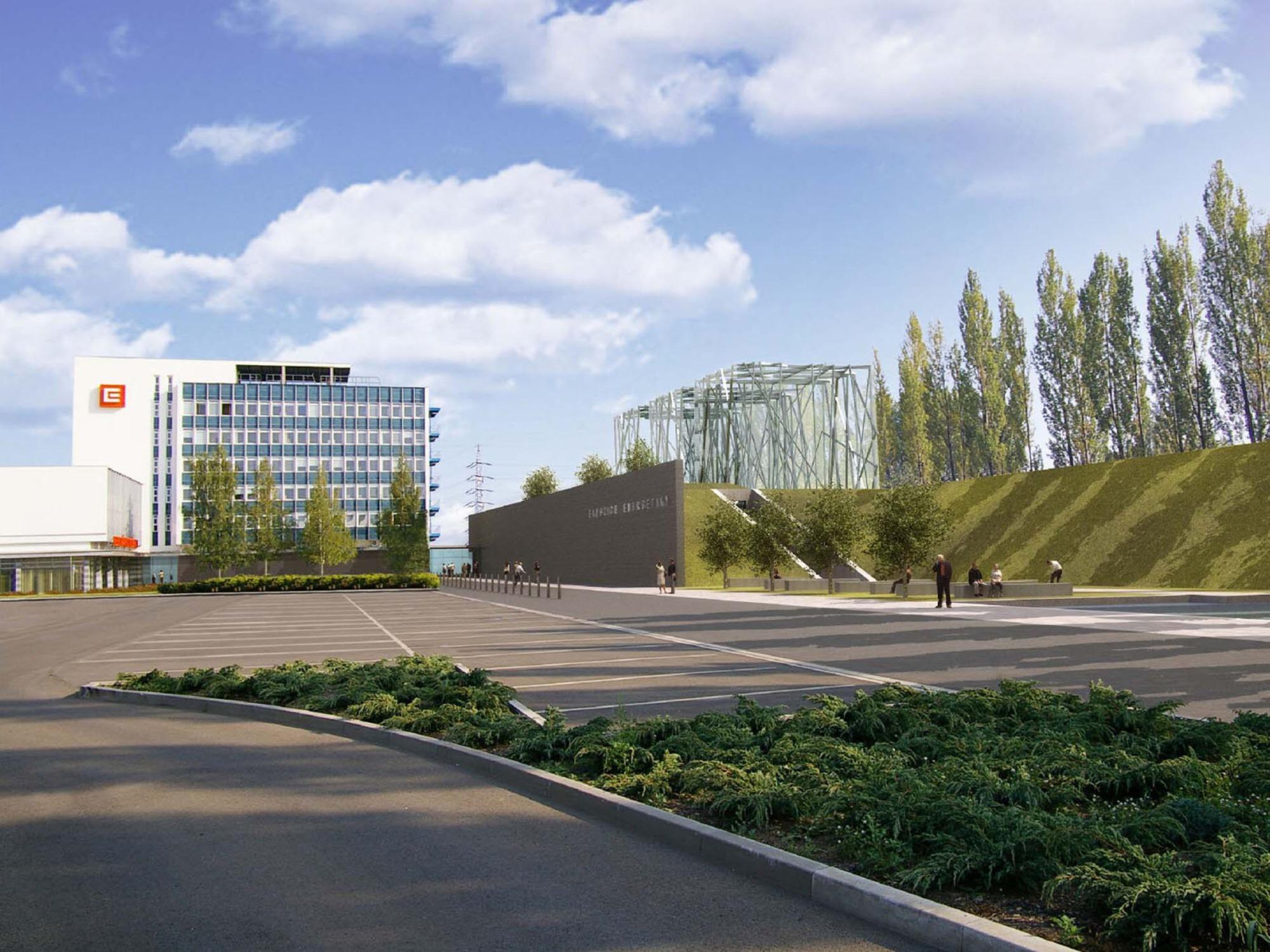Informationszentrum für klassische Energiewirtschaft Tušimice